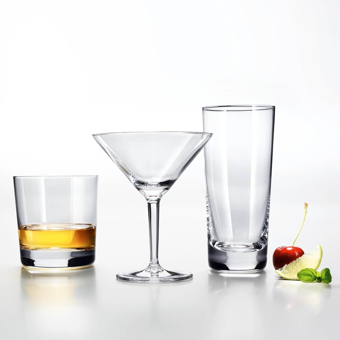 Bar-Serie Charles Schumann, Longdrink-Gläser, 6er Set