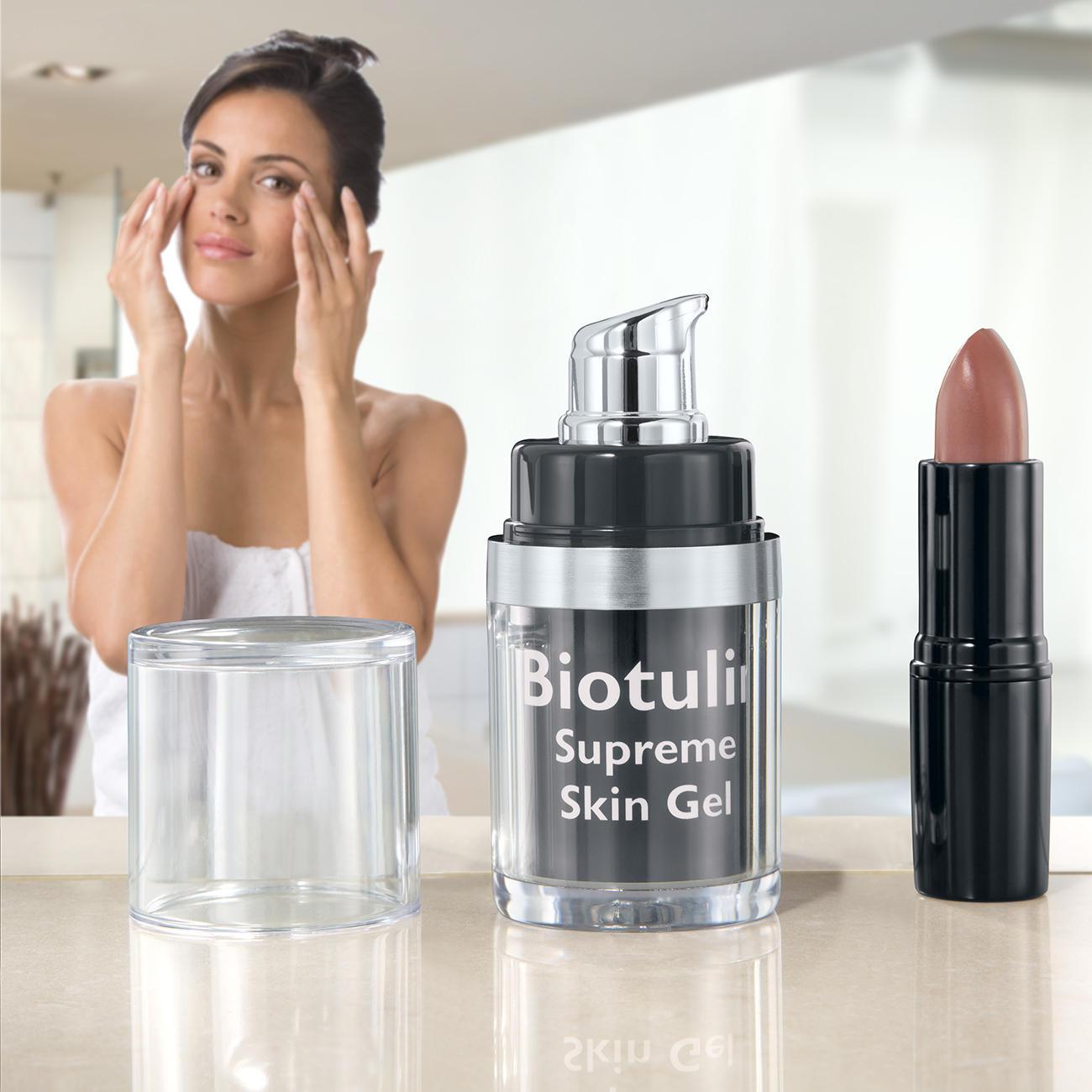 Biotulin Supreme Skin Gel Serum, 15 ml :: Weiß -  -  - Erwachsene