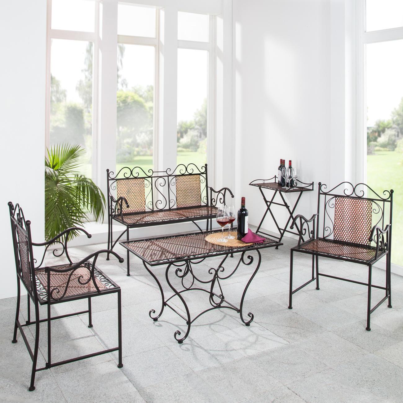 Romantik Falt-Sessel, -Bank oder -Garnitur ::  -  -  - Erwachsene
