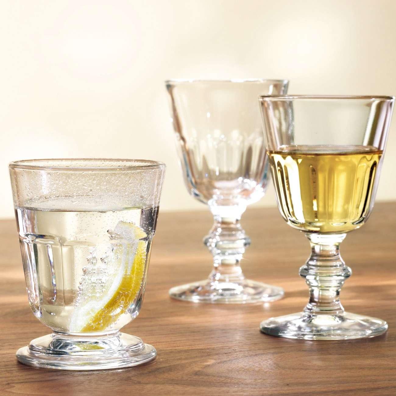 Périgord-Gläser, 6er-Set, Weingläser