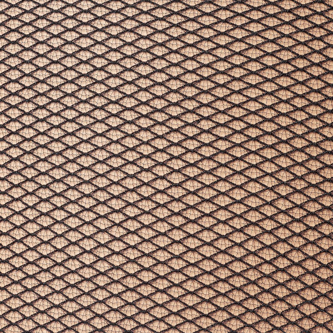 Fein-Netzstrumpfhose, 38/40 - Schwarz