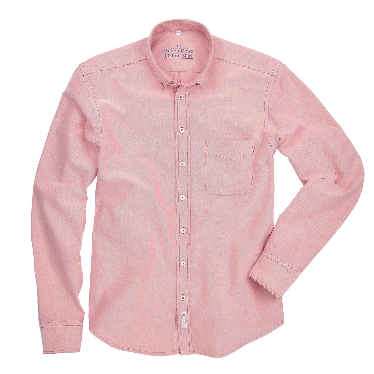 The BDO-Shirt, 38 cm - Rot - Slim Fit :: Rot - 38 cm -  - Erwachsene